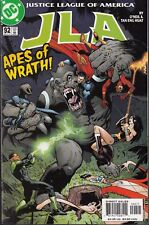 JLA: JUSTICE LEAGUE OF AMERICA  #92 2004 DC -APES OF WRATH O'NEIL/HUAT...NM-