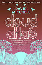 Cloud Atlas by David Mitchell Paperback New Book