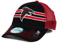 Atlanta Falcons New Era 9Forty Frontband NFL Football Team Logo Trucker Cap Hat