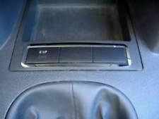 D VW Caddy Chrom Rahmen für Schalter ASR - Edelstahl poliert ( 3 Schalter )