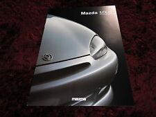 Mazda MX-3 Brochure 1998