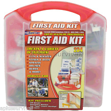 234 Piece First Aid OSHA Camping Hunting Survival Disaster Emergency Kit