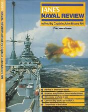 JANE'S NAVAL REVIEW 1986 nuclear navy submarine torpedo anti mine hovercraft