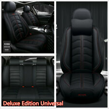 Car Seat Cover Cushion 5D Full Surround Deluxe Edition Four Season Universal