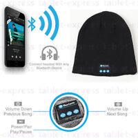 Smart Hat Wireless Music Cap Warm Beanie Headphone Headset Mic USShipping 3Color