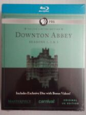 Downtown Abbey Blu-ray Seasons 1-3 Deluxe Limited Edition Sealed,