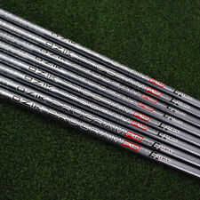 Matrix Ozik Program F15 85g .370 Parallel Graphite Iron Shafts 8pc SET Stiff