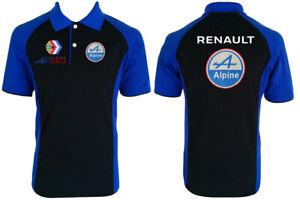 Renault Alpine Racing Polo Shirt