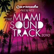 THE MIAMI SOUND TRACK 2010 [32 Tracks] ~ 2 CD Album ~ Like NEW!