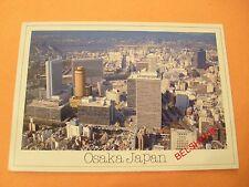 The Area of Osaka Station, Osaka, Japan, Postcard