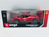 Burago - Ferrari 458 Speciale rot - 1:18 Bburago NEU!