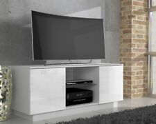 Lima White GlossTV Unit NQP Free LOCAL Delivery Assembly Option