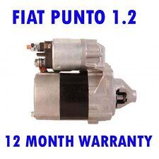 FIAT PUNTO 1.2 1.4 2003 2004 2005 2006 2007 2008 2009 - 2015 RMFD STARTER MOTOR