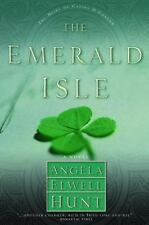 The Emerald Isle (The Heirs of Cahira O'Connor #4) by Hunt, Angela Elwell, Good