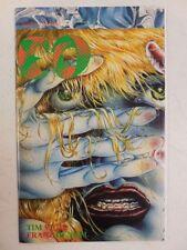 Tim Vigil EO # 1 Bloody Sci-Fi SEX Satanic INSANE VIOLENCE 1992 1st Print FAUST