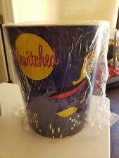 Bewitched Wastepaper Basket Vintage BRAND NEW 2000 Trash Can Tin Collectible