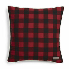 Eddie Bauer Cabin Plaid 1-Piece Throw Pillow, Twill, Assorted Sizes