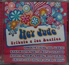 HEY JUDE !  TRIBUTO A LOS BEATLES. CD.