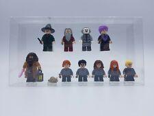 LEGO LOT 10 MINIFIGURINES DU SET 75954 LA GRANDE SALLE -HARRY POTTER-