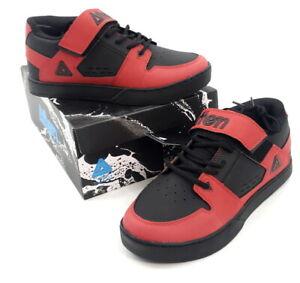 Afton Vectal 2.0 Mountain Bike Shoes Black/Red 45 EU / 11 US