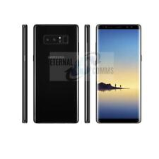 NEW SAMSUNG GALAXY NOTE 8 N9500 DUMMY DISPLAY PHONE - BLACK- UK SELLER