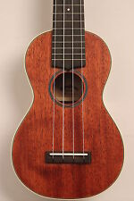 Sigma UKULELE SUM-2S SOPRANO in completely solid Mahogany + TOP sigma Case New