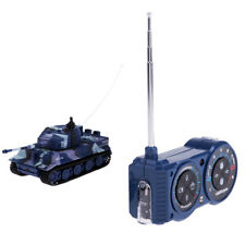 Mini German Tank Remote Control Rc Panzer Model Toy for Children Gifts