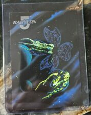 1995 Fleer - Babylon 5 - Chase / subset  Card Space Gallery 5 of 6