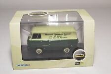 . OXFORD DIECAST MORRIS VAN NATIONAL TRANSPORT FESTIVAL OF WALES MINT BOXED
