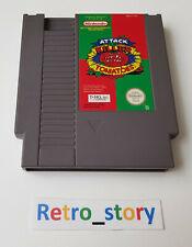 Nintendo NES - Attack Of The Killer Tomatoes - PAL - FRA