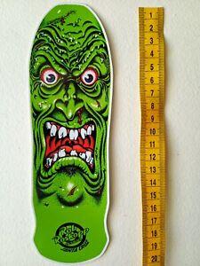 Santa Cruz Roskopp Face Sticker / Skateboard Deadkings
