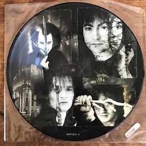 The Damned Phantasmagoria Picture Disc Mcfp 3275 6 PUNK gothic Dave vanian Rat