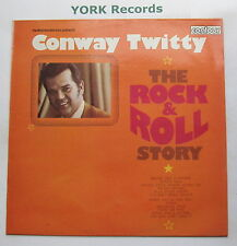 CONWAY TWITTY - The Rock & Roll Story - Excellent Con LP Record Contour 2870 151