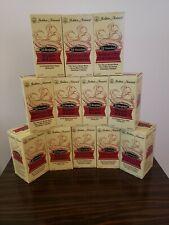 Golden Harvest Regular Mouth Mason Canning Jar Bands And Lids LOT 12 Boxes Of 12