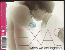 TEXAS when we are together CD MAXI #2