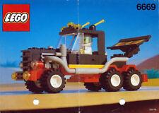 Lego® 6669 Königstruck mit BA, Town, City, Diesel Daredevil