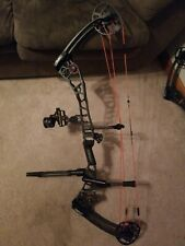 "Mathews Halon X Comp 50-60lbs 28.5"" and Stone Compound Bow 27.5"" mods included"