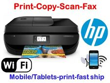 """NEW HP OfficeJet 4655/4650 Printer-scan-copy-Fax-Wireless+2.2""""LCD Screen-college"""