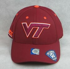 Virginia Tech Hokies Cap New Adjustable Top of the World Officially Licensed