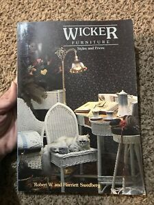 Collectors Reference Book: WICKER FURNITURE...STYLES & PRICES