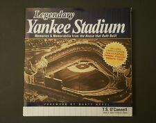 Legendary Yankee Stadium: Memories and Memorabilia The House that Ruth Built
