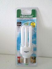 Lampe à Economie d énergie Megaman ref E27