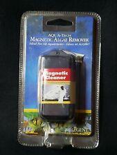 Aqua-Tech Magnetic Algae Remover Aquarium Glass Cleaner Ideal For All Aquariums
