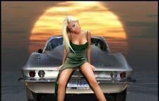 1963 Corvette Chevrolet 1 Sport Car Chevy Built 24 Vintage Concept 12 Model 25