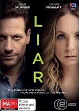 Liar (DVD, 2017, 2-Disc Set)