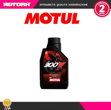 104125 Olio Motul 300V Factory line 15W50 100% Sintetico 4 t (MARCA MOTUL)