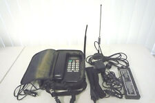 Vintage Uniden CP1700 Transportable Cell Phone As Is
