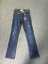 NWOT Paper Denim & Cloth Tyler Skinny Boot Vicky Distressed Jeans Women's Size 2
