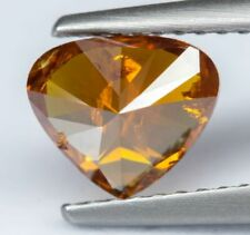 1.04 ct NATURAL FANCY VIVID ORANGE DIAMOND CERTIFIED