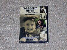 Forgotten Silver DVD 2004 Brand New Anchor Bay Peter Jackson